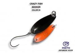 Plandavka Crazy Fish Seeker 3g