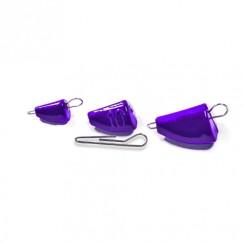 Olověná zátěž Dnipro Lead Bullet Active violet
