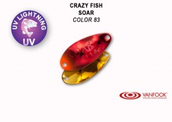 Plandavka Crazy Fish Soar 1.8g
