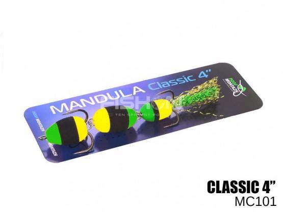 "Nástraha Prof Montazh Mandula Classic 4"""