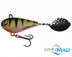Tail Spinner Spinmad Jigmaster 24g