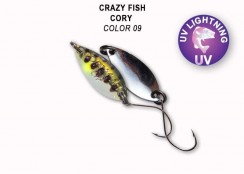 Plandavka Crazy Fish Cory 1.1g