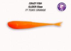 Gumová nástraha Crazy Fish Glider 2