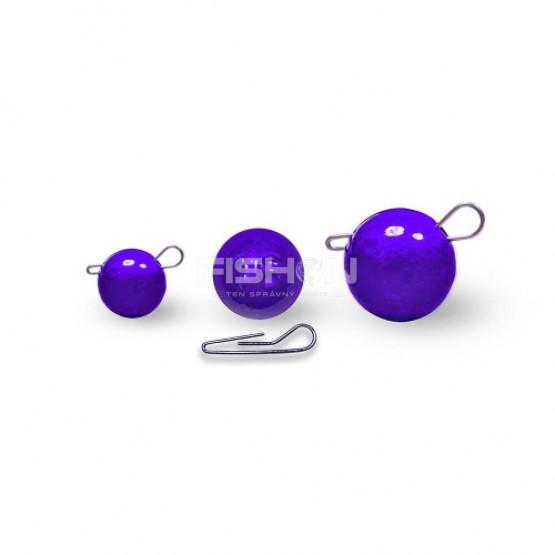 Olověná zátěž Dnipro Lead Čeburaška violet