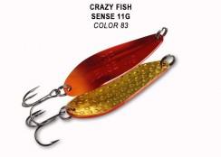 Plandavka Crazy Fish Sense 11g