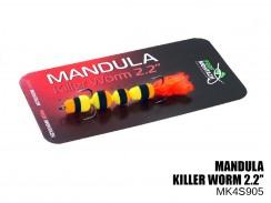 """Nástraha Prof Montazh Mandula Killer Worm 2.2"""""""