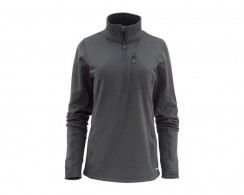 Simms Women's Fleece Midlayer 1/2 Zip