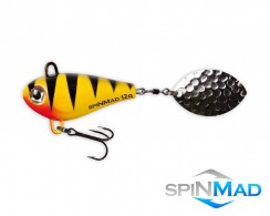 Tail Spinner Spinmad Jigmaster 12g