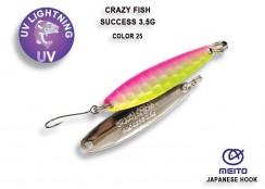Plandavka Crazy Fish Success 3.5g