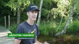 Jáchym Hanko testování nástrah Upstream