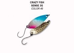 Plandavka Crazy Fish Sense 3g