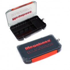 Krabička pro woblery Megabass Lunker Lunch Box Slim ML-212 (Shallow Type)