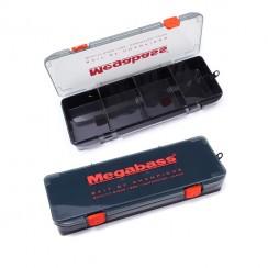 Krabička pro woblery Megabass Lunker Lunch Box Long ML-331