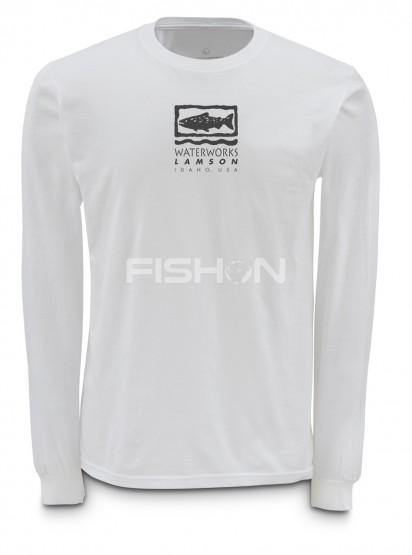 Waterworks-Lamson Long Sleeve T-shirt Grey XXL