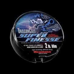 Fluorocarbon Megabass DragonCall Super Finesse
