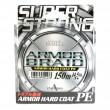 Šňůra Yamatoyo Armor Braid PE Gray # 0.6