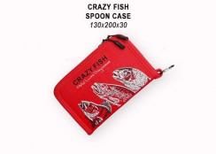 Penál na plandavky Crazy Fish