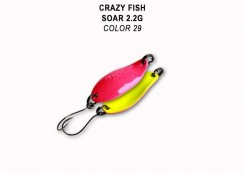 Plandavka Crazy Fish Soar 2.2g