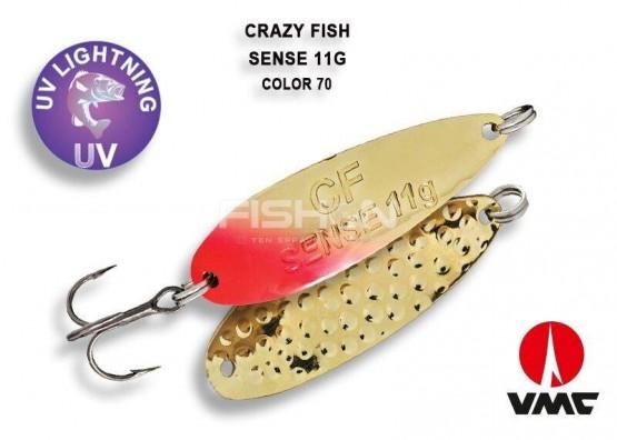 Plandavka Crazy Fish Sense 6g