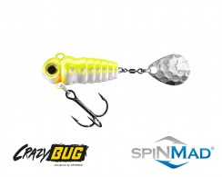 Tail Spinner Spinmad Crazy Bug 4g