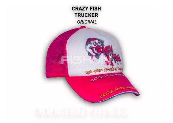 Čepice Crazy Fish Original