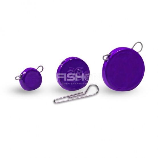Olověná zátěž Dnipro Lead Tableta violet
