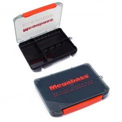 Krabička pro woblery Megabass Lunker Lunch Box ML-210 (Shallow Type)