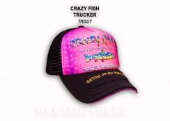 Čepice Crazy Fish Crazy Trout